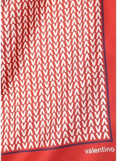 Valentino Garavani Fular Kırmızı